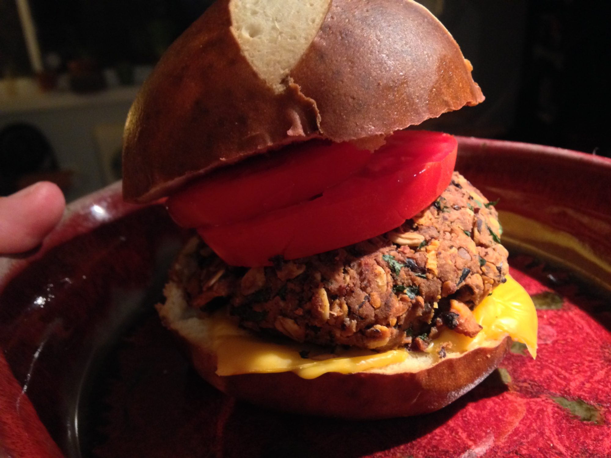 sweetpotatoblackbeanburger5